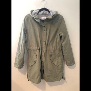 Anorak Trench Rain Jacket